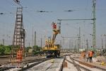 Fotostrecke: Bauarbeiten im Knoten Erfurt
