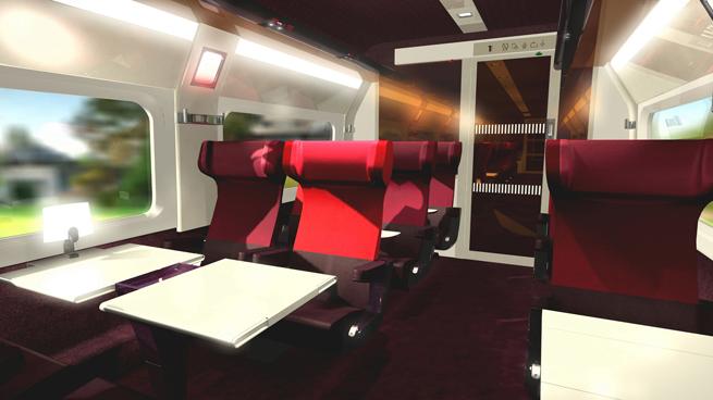Thalys Zug-Modernisierung