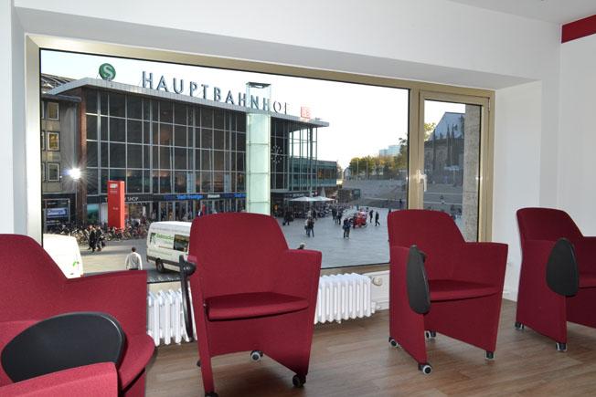 Thalys Shop Köln