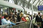 Der Zug der Freiheit in Dresden