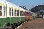 Historischer Reichsbahn-Zug