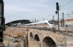 Anbindung des Erfurter Hauptbahnhofes an die NBS